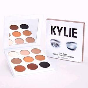 NEW WB KylieCosmetics Bronze Kyshadow Palette
